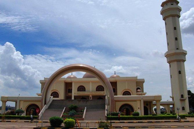National Mosque - 1 day Kampala city tour