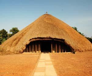 Kasubi royal tombs - 1 day Kampala city tour