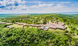 Uganda Safari Lodges in Queen Elizabeth National park