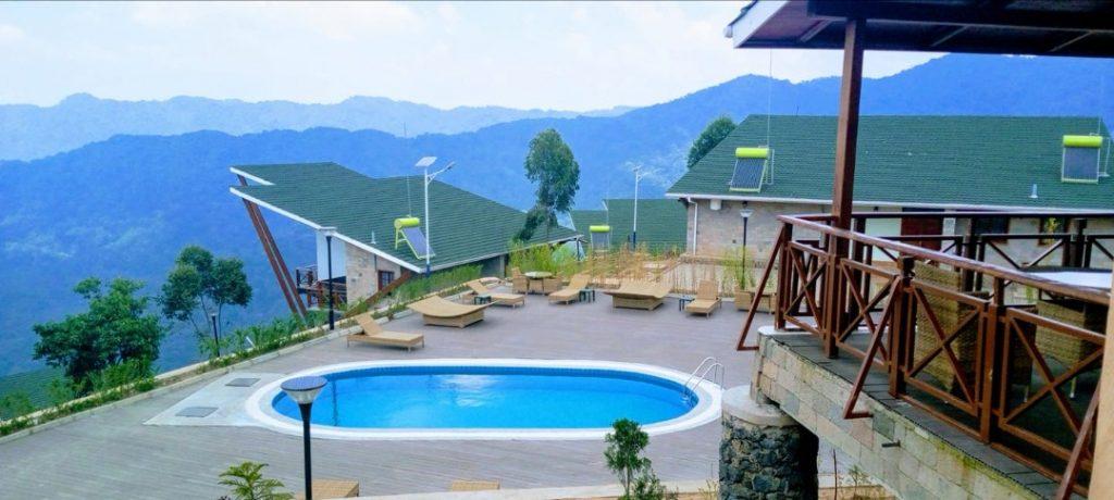A Luxury Gorilla Trekking Lodge