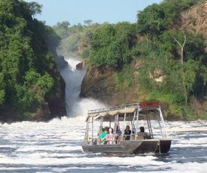 Boat Cruise to the bottom of tha falls 2 Days Murchison Falls Safari