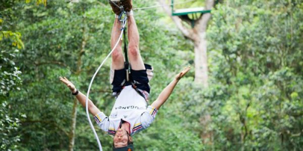 1 day Mabira forest zip lining tour - all Uganda safaris